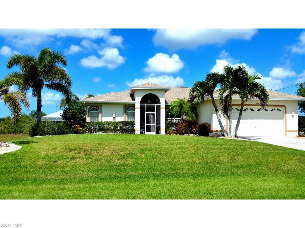 404 NW 32nd Pl, Cape Coral, FL 33993 (#215030022) :: Homes and Land Brokers, Inc