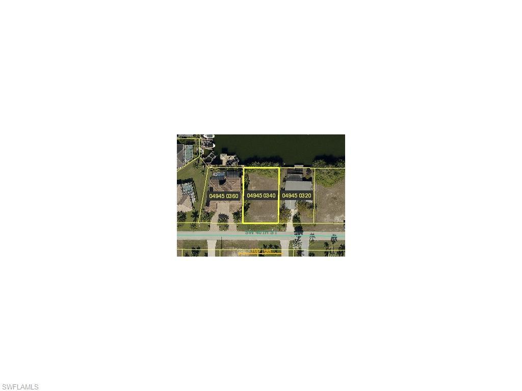 2405 SW 40th St, Cape Coral, FL 33914 (#215030037) :: Homes and Land Brokers, Inc