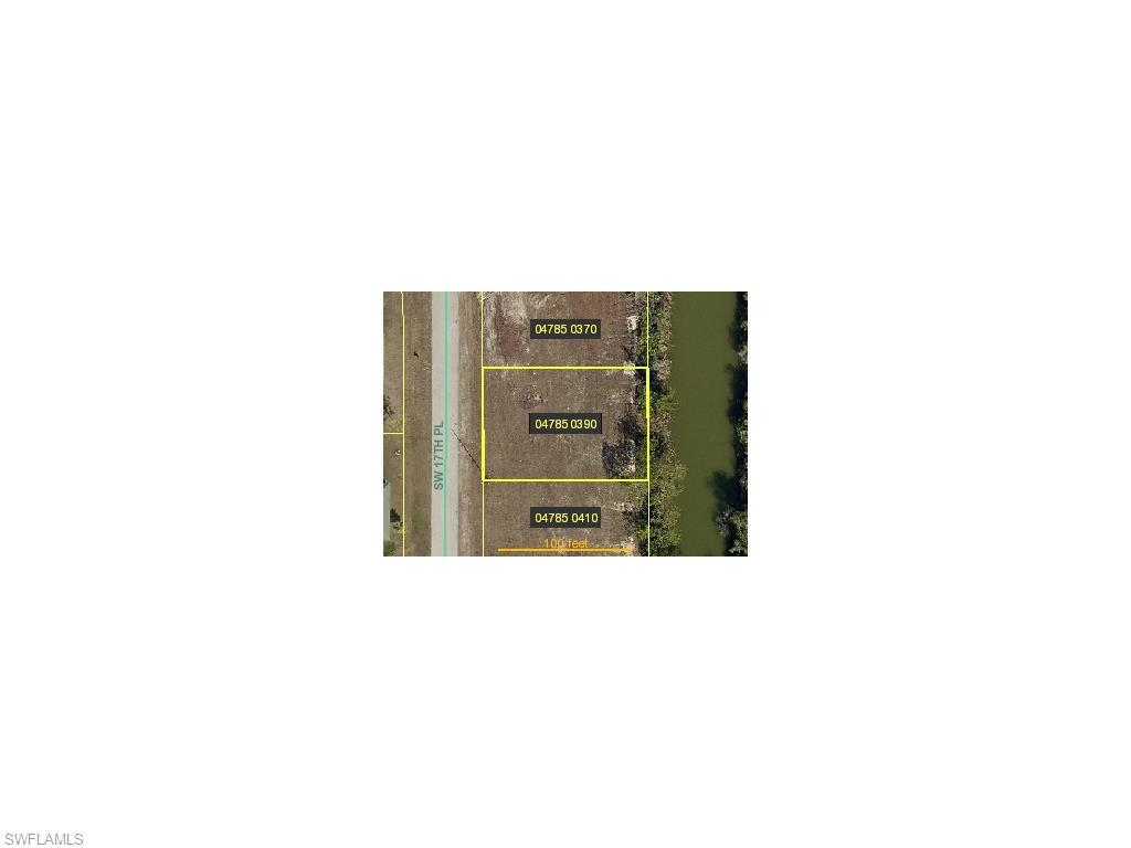 1521 SW 17th Pl, Cape Coral, FL 33991 (MLS #215030051) :: The New Home Spot, Inc.