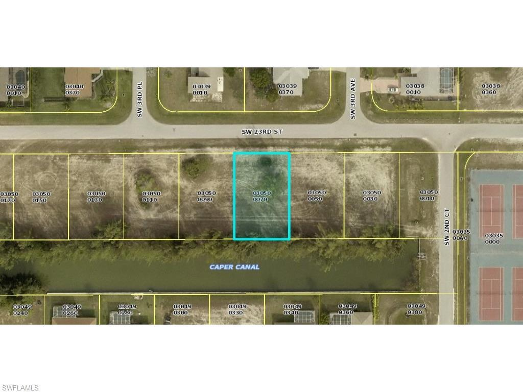 318 SW 23rd St, Cape Coral, FL 33991 (#215040380) :: Homes and Land Brokers, Inc