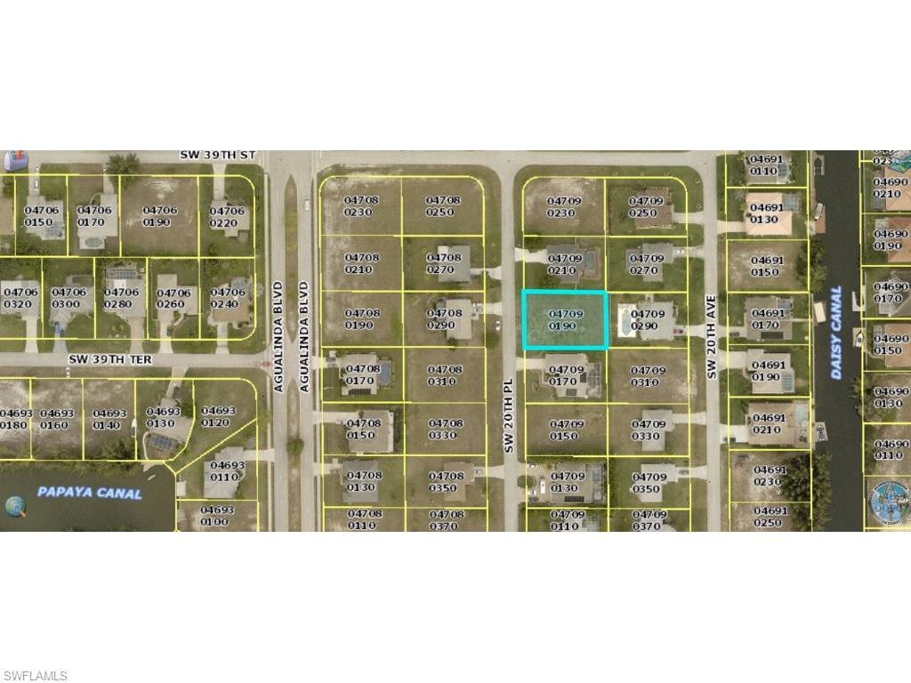 3913 SW 20th Pl, Cape Coral, FL 33914 (#215040635) :: Homes and Land Brokers, Inc