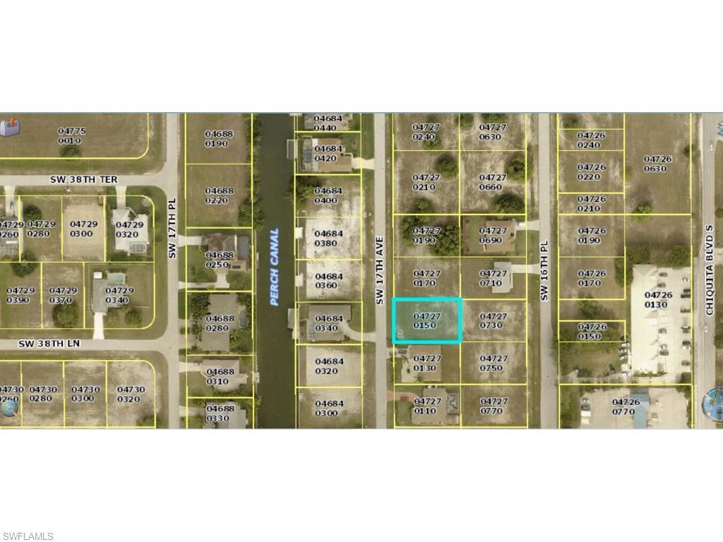 3821 SW 17th Ave, Cape Coral, FL 33914 (MLS #215040661) :: The New Home Spot, Inc.