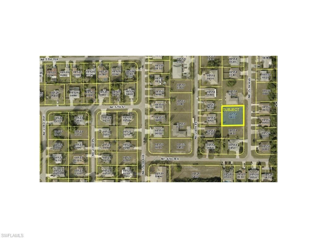 412 NE 25th Ave, Cape Coral, FL 33909 (#215042833) :: Homes and Land Brokers, Inc