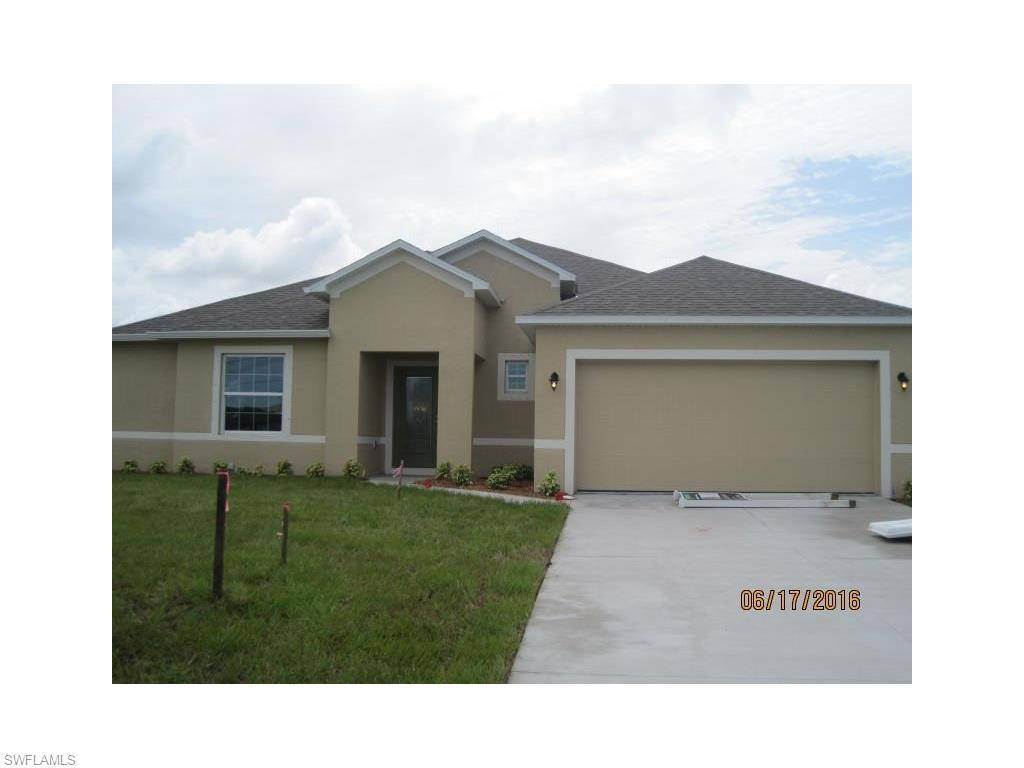 1005 NW 33rd Pl, Cape Coral, FL 33993 (#215047655) :: Homes and Land Brokers, Inc