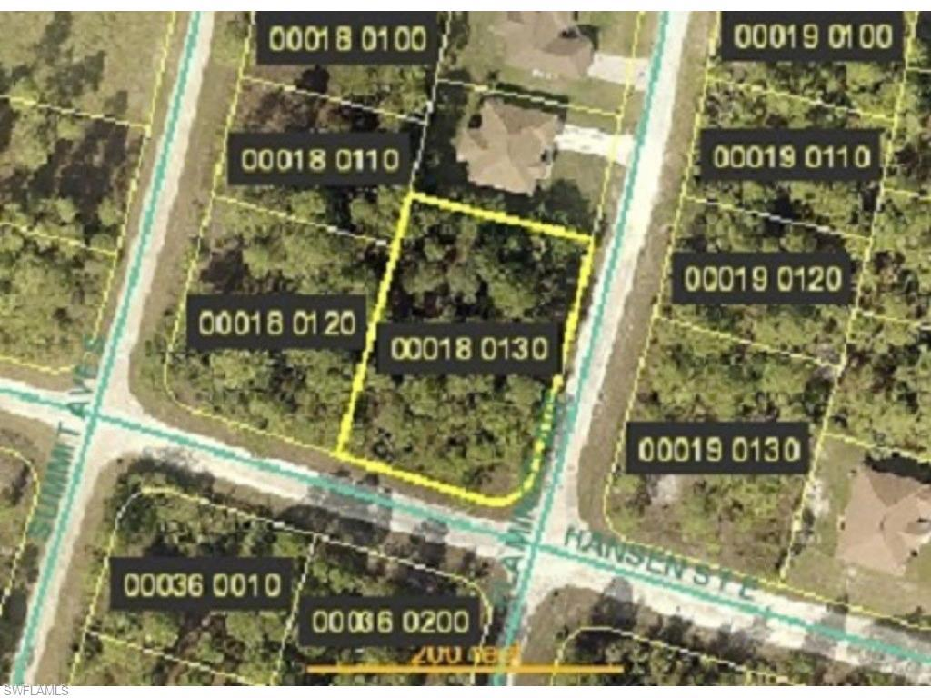530 Flamingo Ave S, Lehigh Acres, FL 33974 (#215058917) :: Homes and Land Brokers, Inc