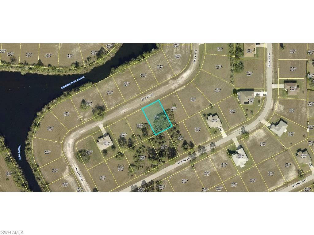 1416 NE 44th St, Cape Coral, FL 33909 (#215060397) :: Homes and Land Brokers, Inc