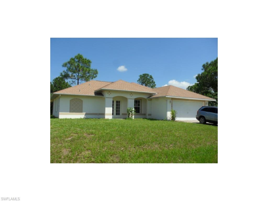 3506 70th St W, Lehigh Acres, FL 33971 (MLS #215066648) :: The New Home Spot, Inc.