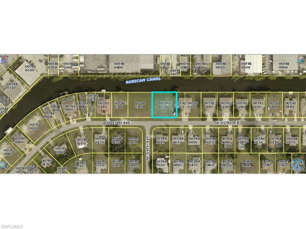 1403 SE 10th Ter, Cape Coral, FL 33990 (#215066781) :: Homes and Land Brokers, Inc