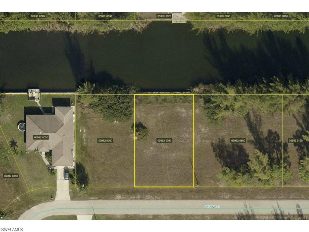 2319 SW 22nd St, Cape Coral, FL 33991 (#215067518) :: Homes and Land Brokers, Inc