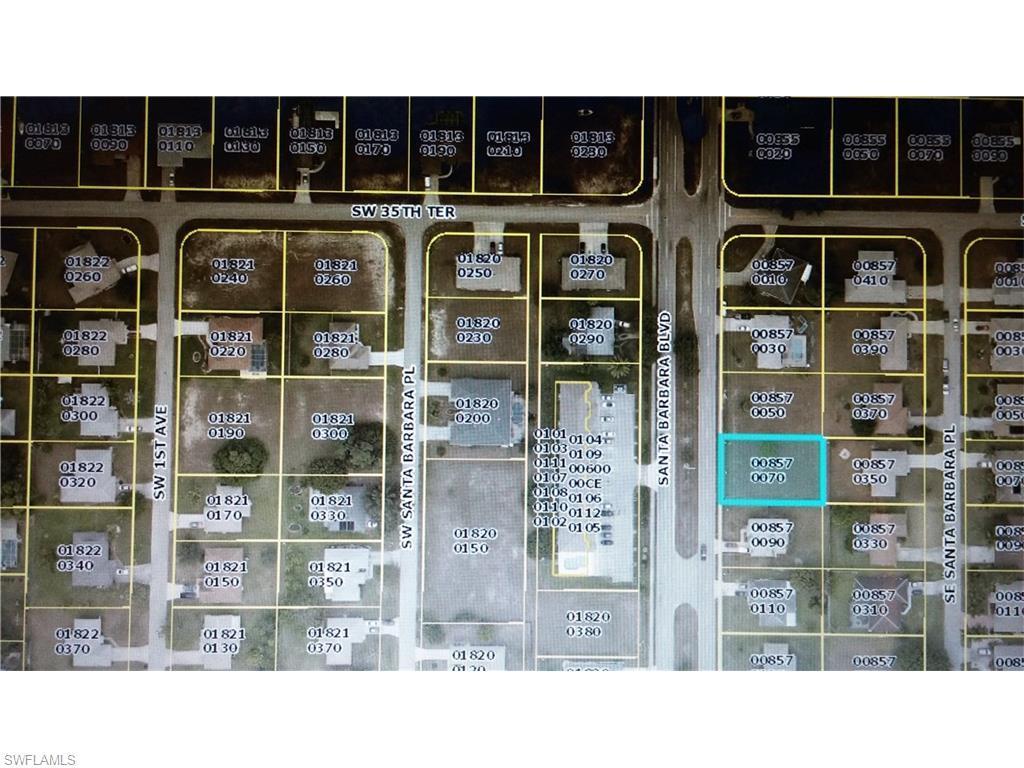 3513 Santa Barbara Blvd, Cape Coral, FL 33914 (MLS #215070800) :: The New Home Spot, Inc.