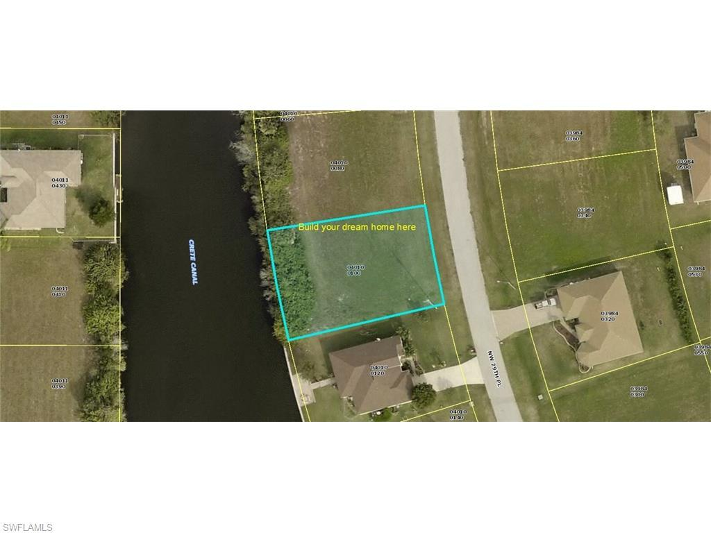 208 NW 29th Pl, Cape Coral, FL 33993 (MLS #215071056) :: The New Home Spot, Inc.