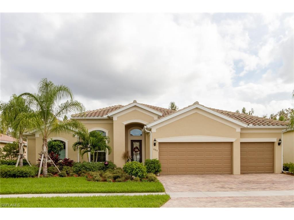 12813 Guildford Ter, Fort Myers, FL 33913 (#215071268) :: Homes and Land Brokers, Inc