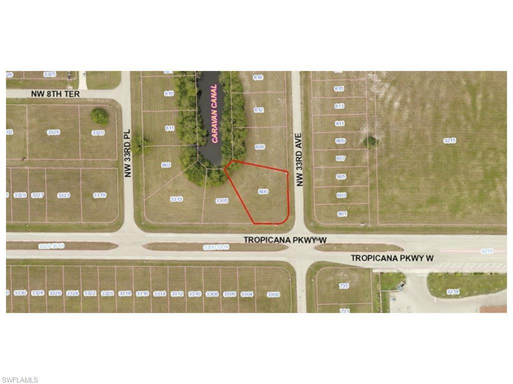 800 NW 33rd Ave, Cape Coral, FL 33993 (#215073172) :: Homes and Land Brokers, Inc