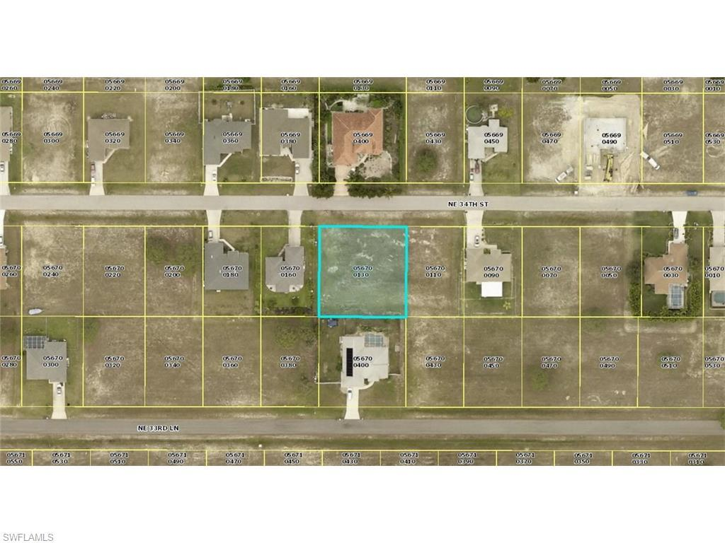 2214 NE 34th St, Cape Coral, FL 33909 (MLS #215073280) :: The New Home Spot, Inc.