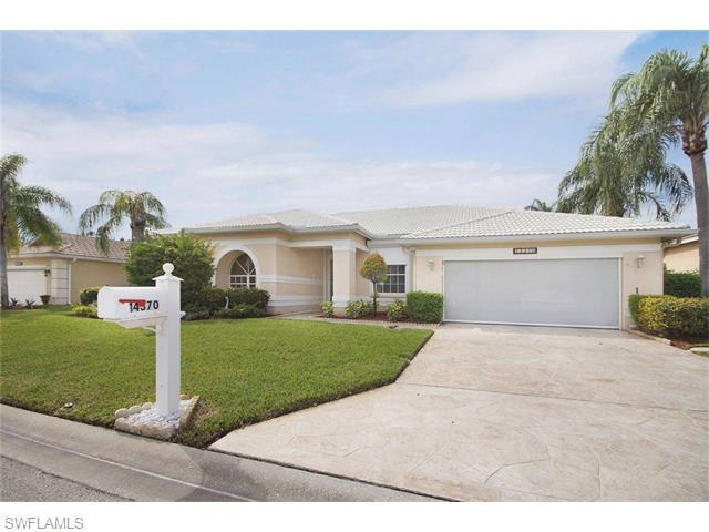 14370 Old Hickory Blvd, Fort Myers, FL 33912 (MLS #216000733) :: The New Home Spot, Inc.