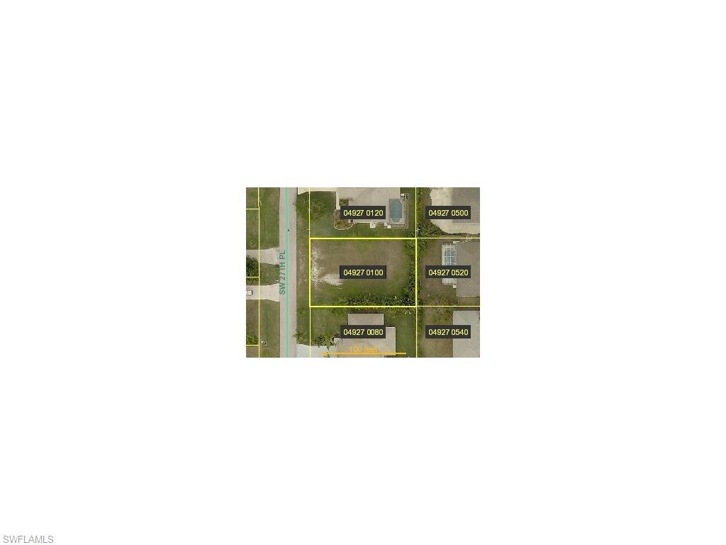 3411 SW 27th Pl, Cape Coral, FL 33914 (MLS #216000823) :: The New Home Spot, Inc.
