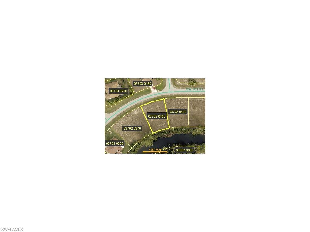 1614 SW 1st Ter, Cape Coral, FL 33991 (#216005217) :: Homes and Land Brokers, Inc