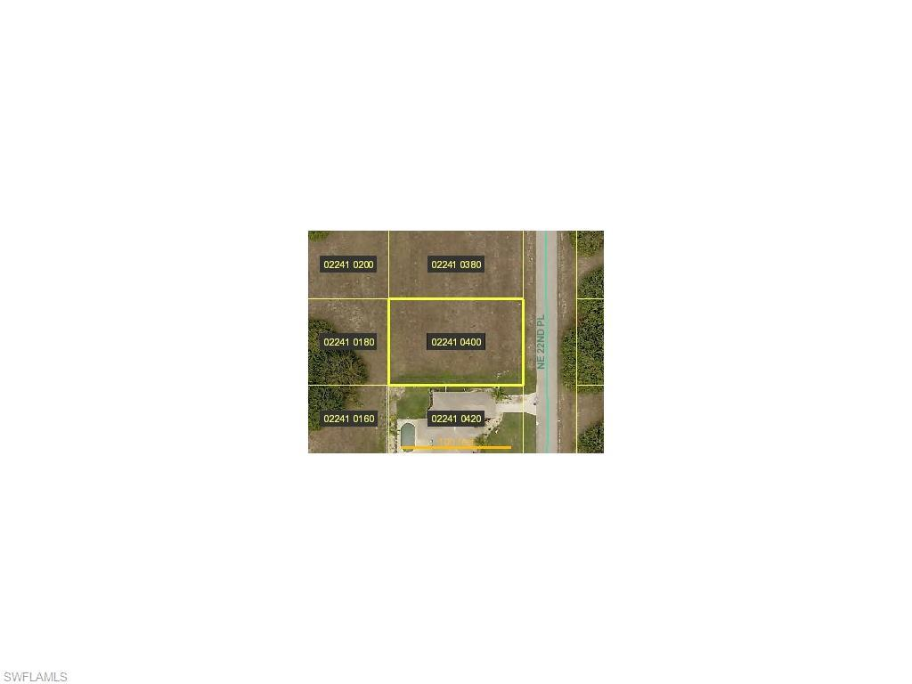 2212 NE 22nd Pl, Cape Coral, FL 33909 (#216005230) :: Homes and Land Brokers, Inc