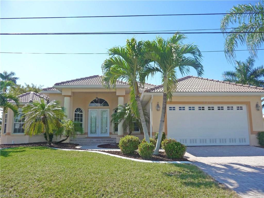 5258 Sunset Ct, Cape Coral, FL 33904 (MLS #216009585) :: The New Home Spot, Inc.