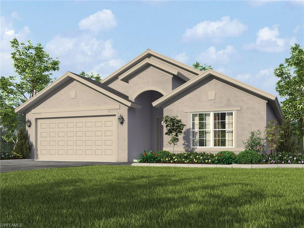 343 Shadow Lakes Dr, Lehigh Acres, FL 33974 (MLS #216009739) :: The New Home Spot, Inc.