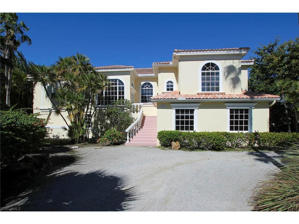 232 Robinwood Cir, Sanibel, FL 33957 (MLS #216010889) :: The New Home Spot, Inc.