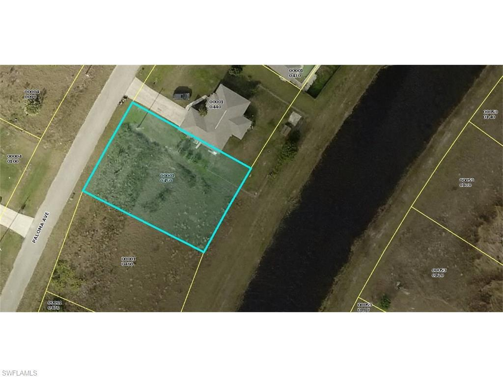 535 Paloma Ave, Lehigh Acres, FL 33974 (#216011255) :: Homes and Land Brokers, Inc