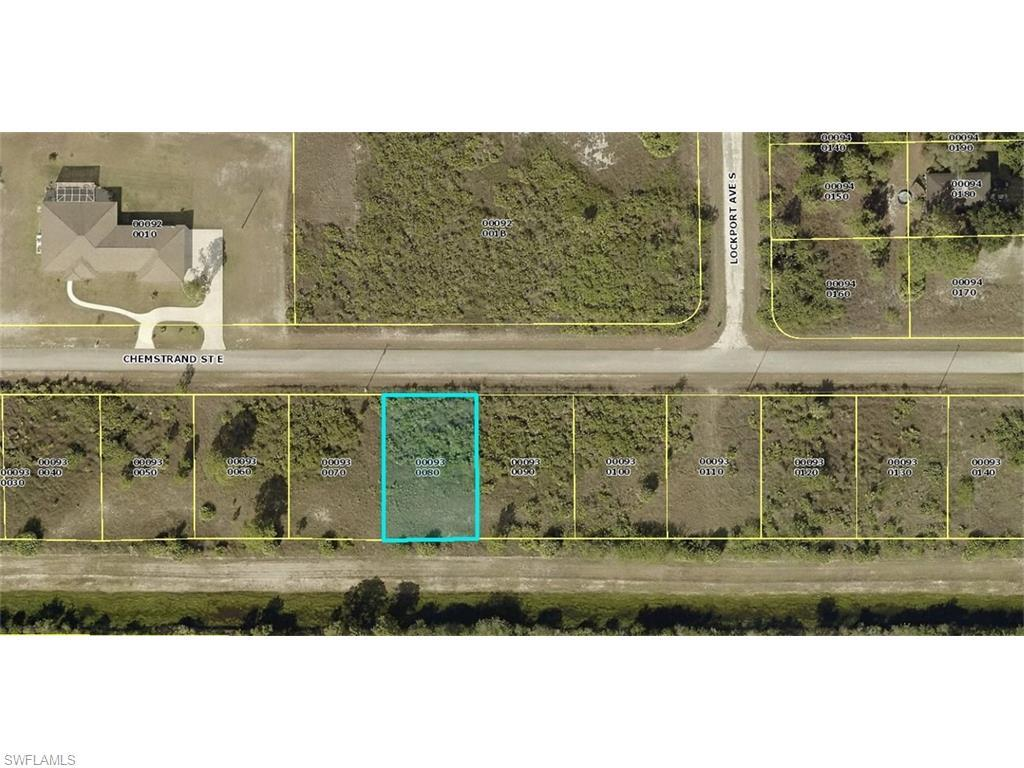 872 Chemstrand St E, Lehigh Acres, FL 33974 (#216012124) :: Homes and Land Brokers, Inc
