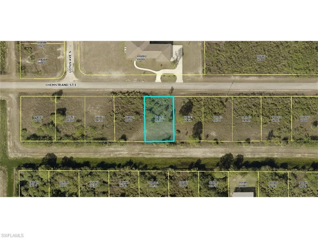 860 Chemstrand St E, Lehigh Acres, FL 33974 (#216012130) :: Homes and Land Brokers, Inc