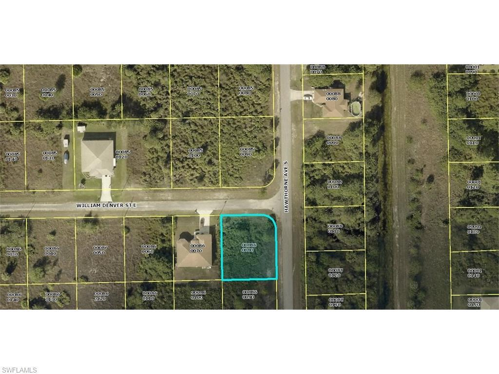 860 William Denver St, Lehigh Acres, FL 33974 (#216012135) :: Homes and Land Brokers, Inc