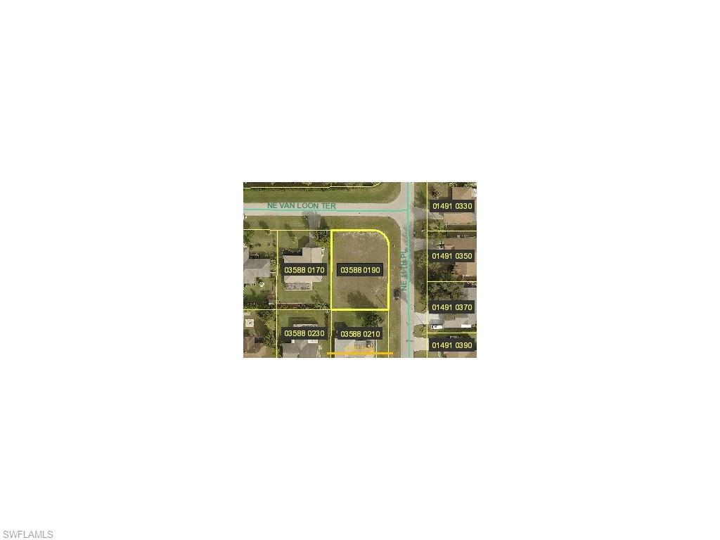 1112 NE Van Loon Ter, Cape Coral, FL 33909 (#216014029) :: Homes and Land Brokers, Inc