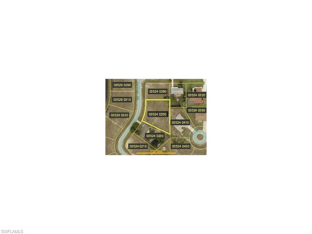 1325 NE 19th Pl, Cape Coral, FL 33909 (MLS #216014381) :: The New Home Spot, Inc.
