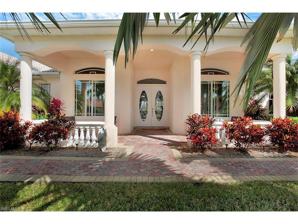 2213 SW 52nd St, Cape Coral, FL 33914 (#216015234) :: Homes and Land Brokers, Inc