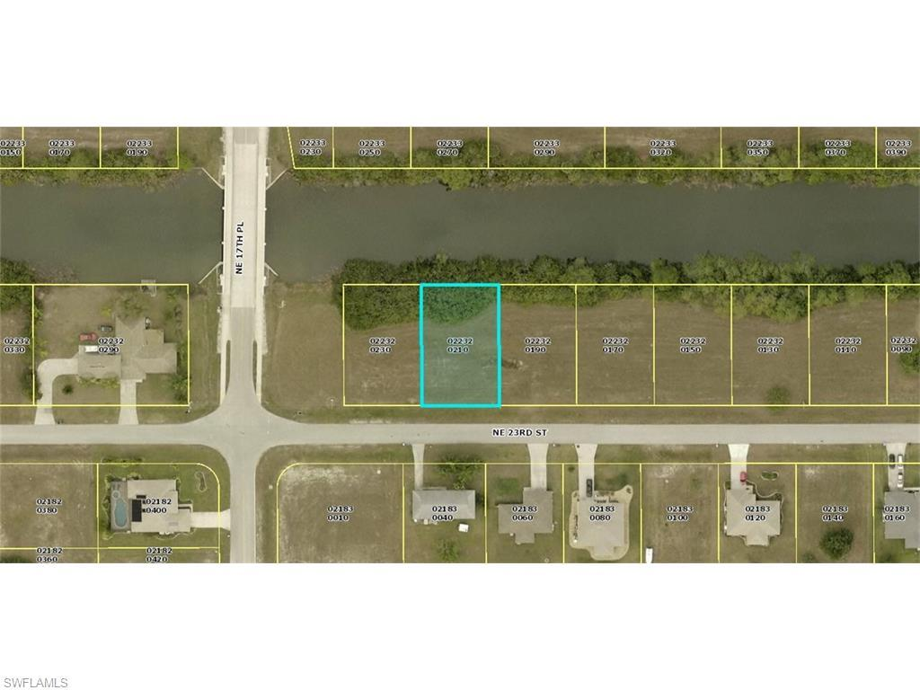 1727 NE 23rd St, Cape Coral, FL 33909 (#216015657) :: Homes and Land Brokers, Inc