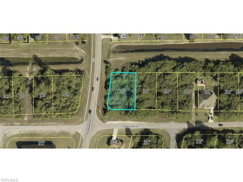 339 Paddock St, Lehigh Acres, FL 33974 (MLS #216016301) :: The New Home Spot, Inc.