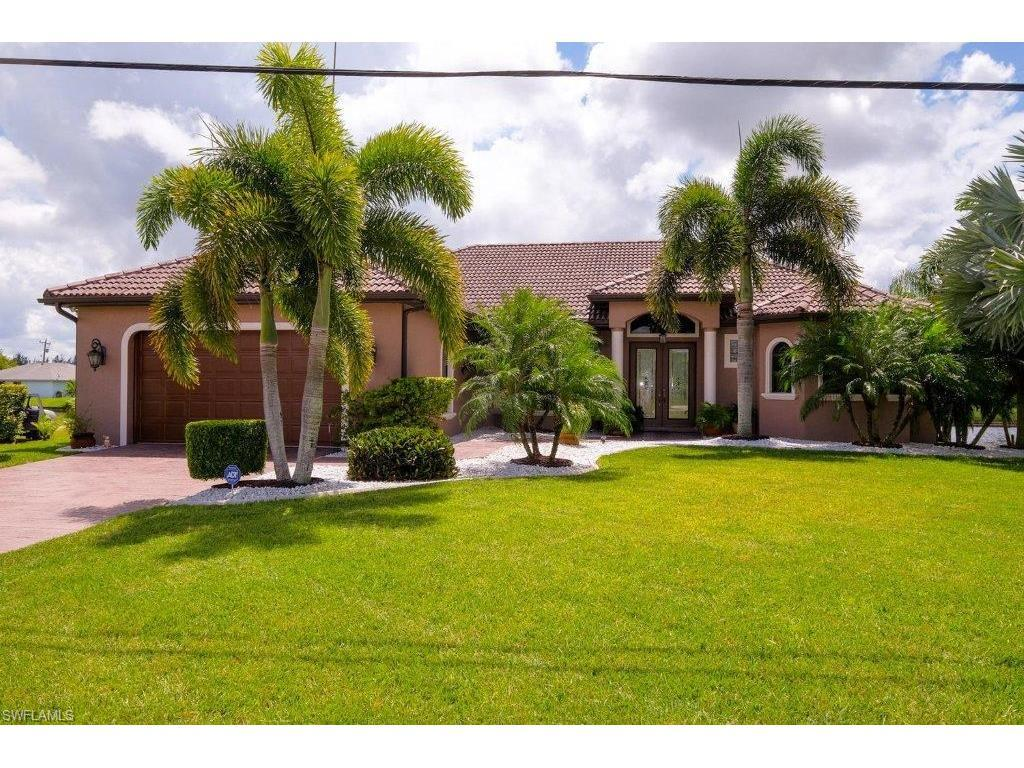 2704 NW 14th Ter, Cape Coral, FL 33993 (MLS #216018170) :: The New Home Spot, Inc.