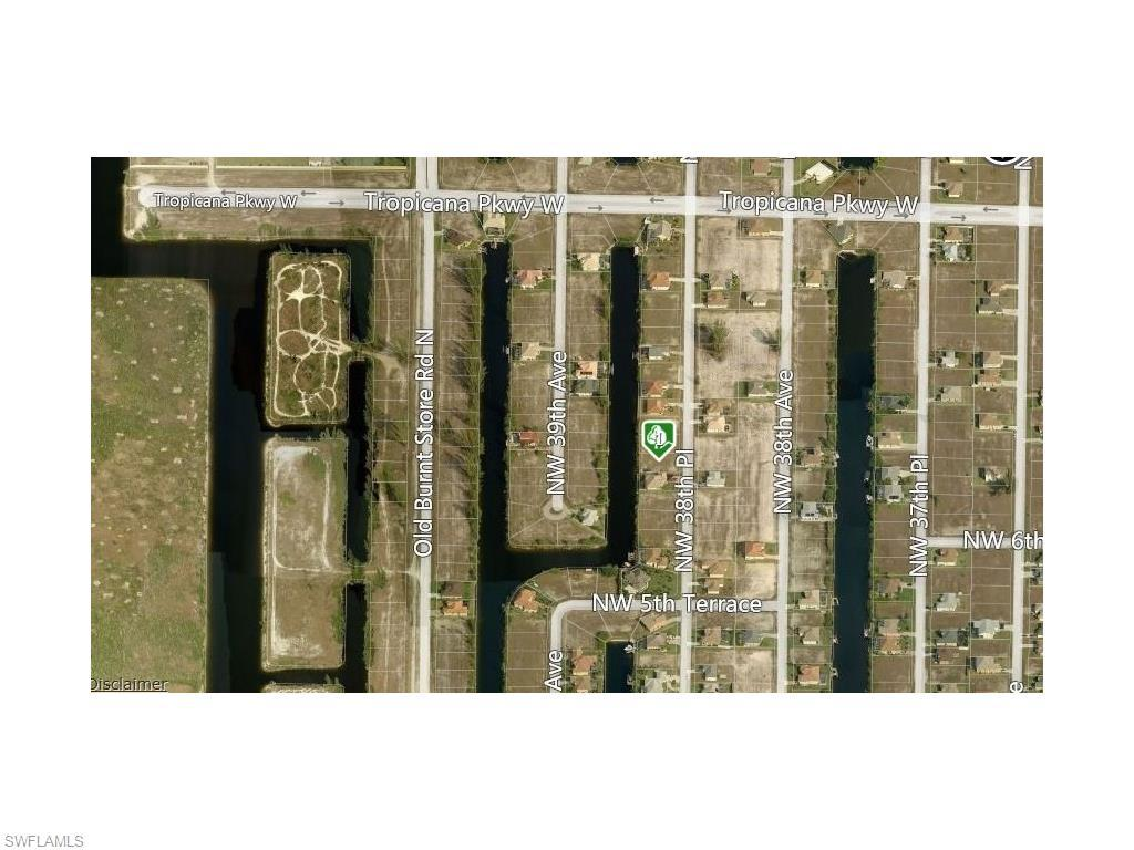 614 NW 38th Pl, Cape Coral, FL 33993 (MLS #216020903) :: The New Home Spot, Inc.