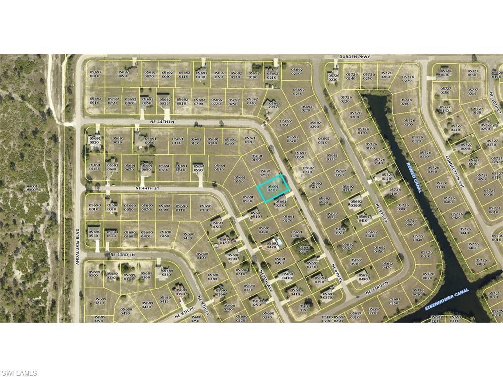 4338 NE 9th Pl, Cape Coral, FL 33909 (#216022659) :: Homes and Land Brokers, Inc