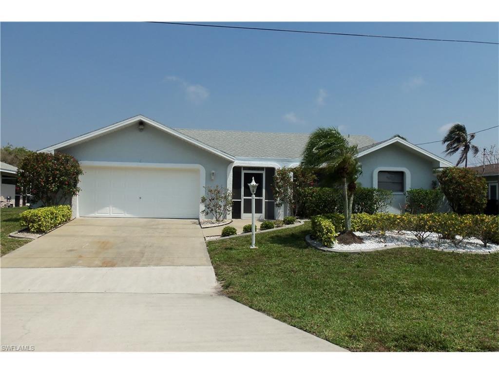 4213 SE 8th Ave, Cape Coral, FL 33904 (MLS #216023725) :: The New Home Spot, Inc.