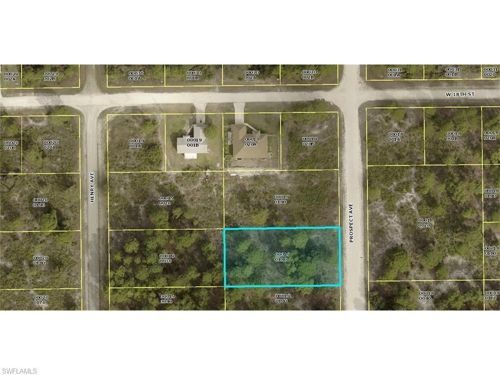 1715 Prospect Ave, Lehigh Acres, FL 33972 (MLS #216024391) :: The New Home Spot, Inc.