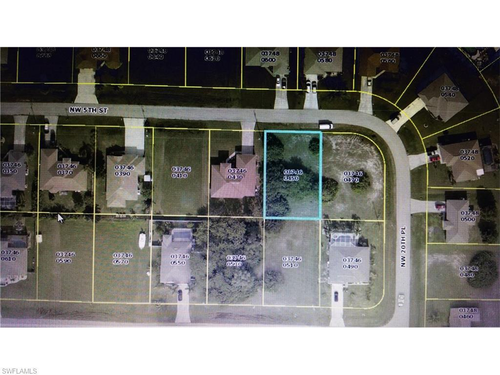 2020 NW 5th St, Cape Coral, FL 33993 (MLS #216024791) :: The New Home Spot, Inc.