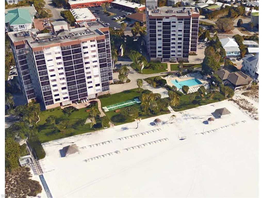2800 Estero Blvd #1101, Fort Myers Beach, FL 33931 (#216026638) :: Homes and Land Brokers, Inc
