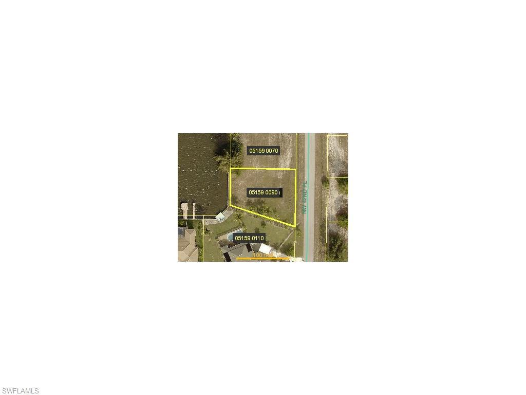 2806 NW 42nd Pl, Cape Coral, FL 33993 (#216027550) :: Homes and Land Brokers, Inc