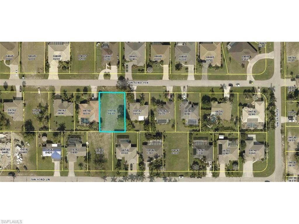 1706 SW 43rd Ter, Cape Coral, FL 33914 (MLS #216028185) :: The New Home Spot, Inc.