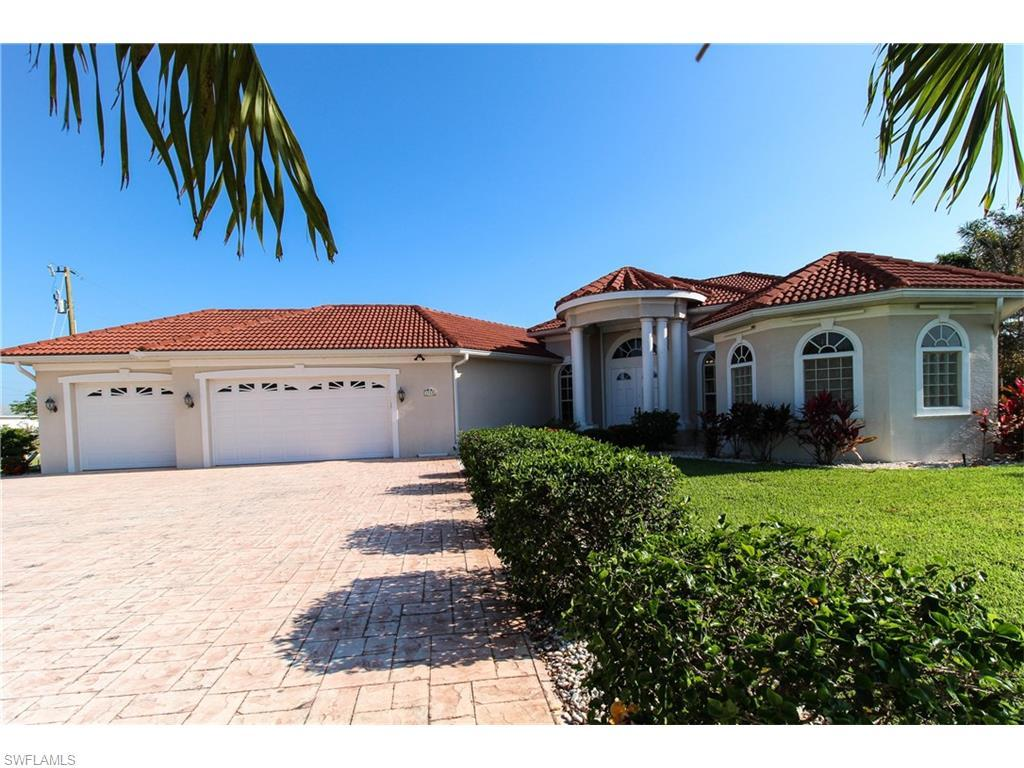 4725 SW 26th Pl, Cape Coral, FL 33914 (MLS #216028783) :: The New Home Spot, Inc.