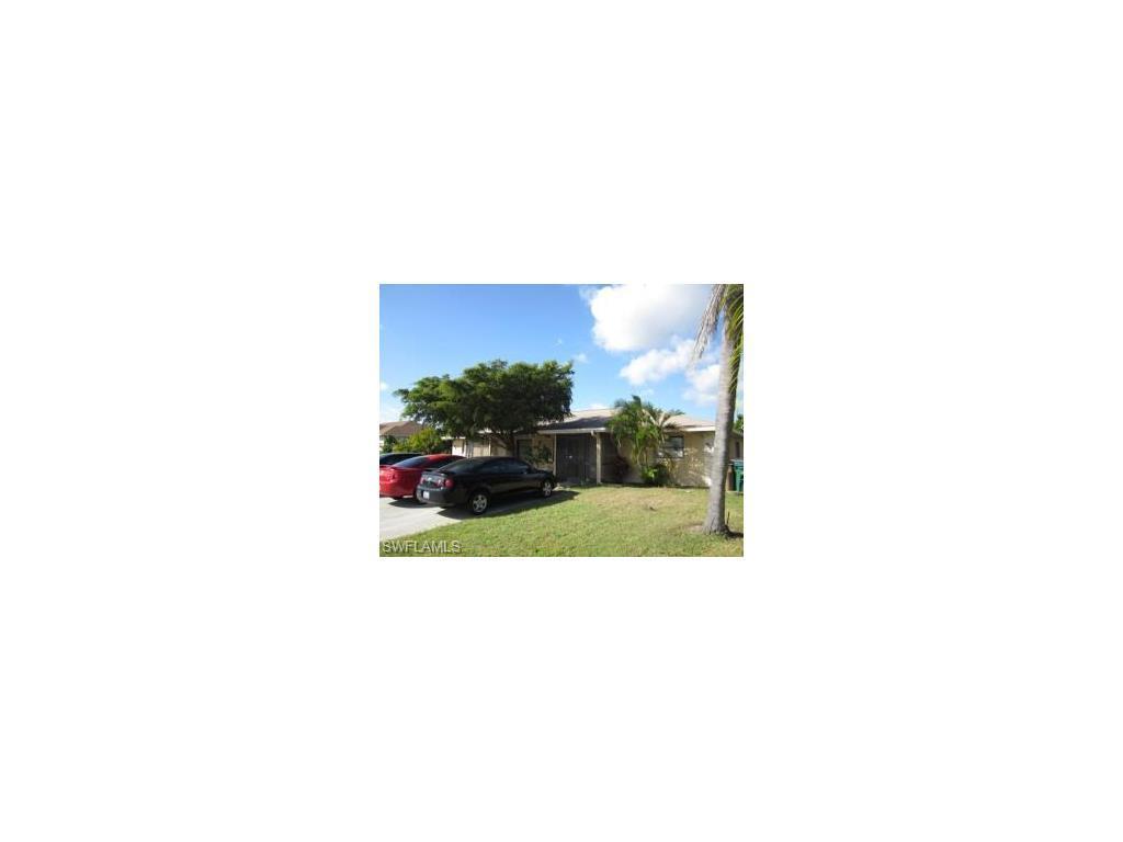 3022 SW 7th Pl, Cape Coral, FL 33914 (MLS #216029428) :: The New Home Spot, Inc.