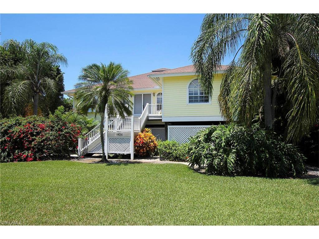 1426 Sand Castle Rd, Sanibel, FL 33957 (#216031343) :: Homes and Land Brokers, Inc