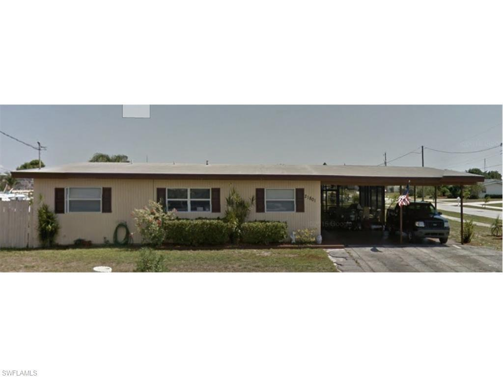 21801 Edgewater Dr, Port Charlotte, FL 33952 (MLS #216031591) :: The New Home Spot, Inc.