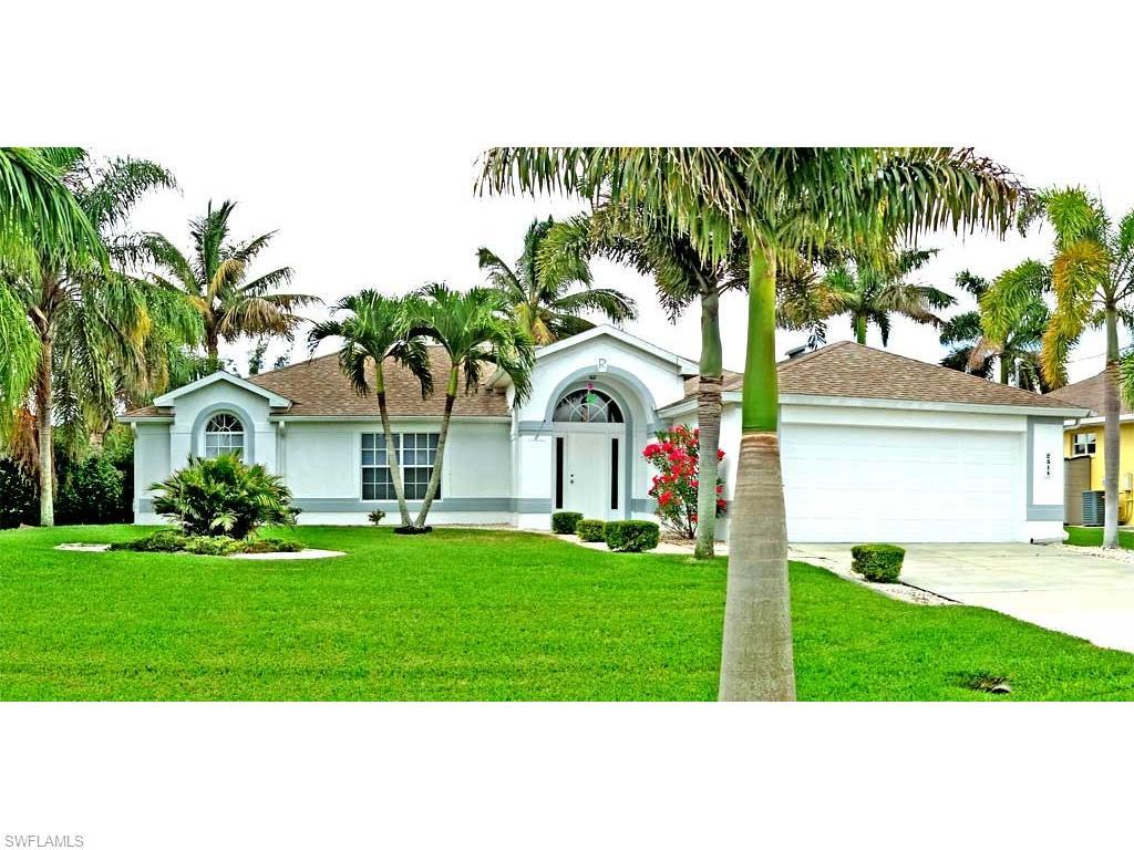 2514 SW 38th Ter, Cape Coral, FL 33914 (#216032417) :: Homes and Land Brokers, Inc