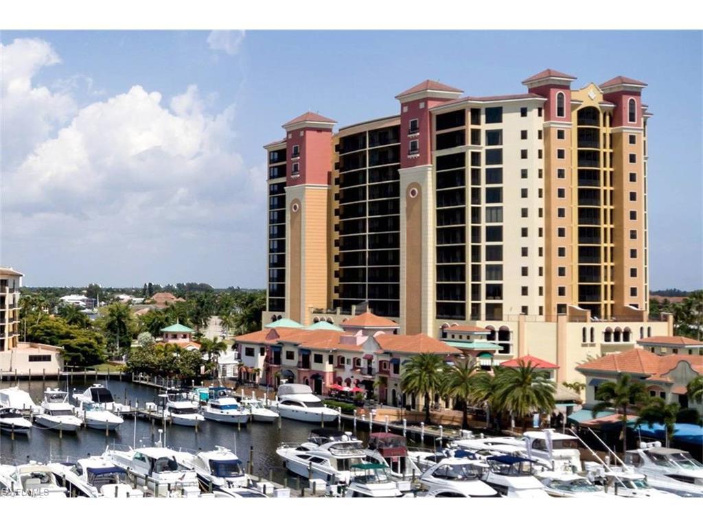 5793 Cape Harbour Dr #811, Cape Coral, FL 33914 (MLS #216032921) :: The New Home Spot, Inc.