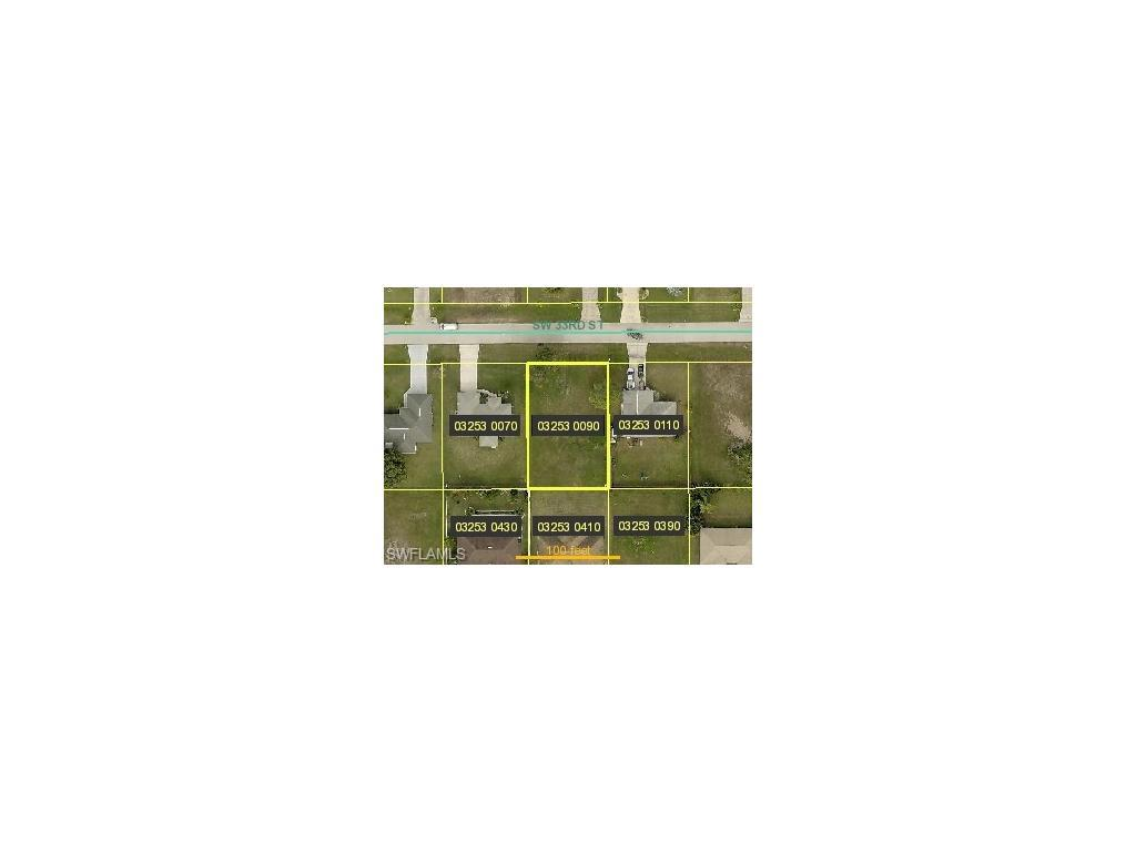 1306 SW 33rd St, Cape Coral, FL 33914 (MLS #216033472) :: The New Home Spot, Inc.